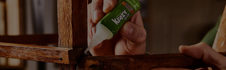 Precision tip all purpose glue